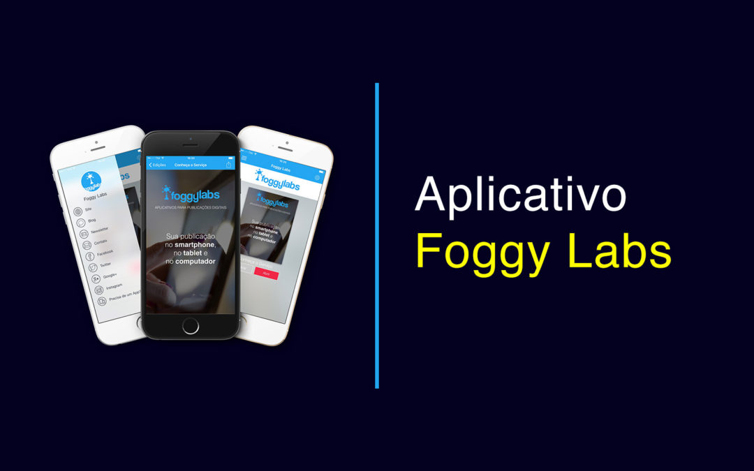 Aplicativo da Foggy Labs